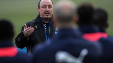 Бенитес: «Радует, что моя команда смогла отреагировать на пропущенный гол»
