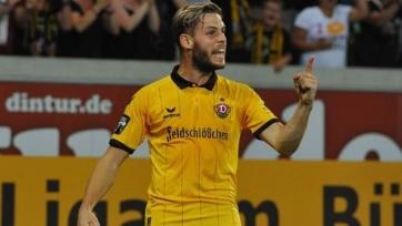 «Вердер» подписал результативного форварда из третьего немецкого дивизиона