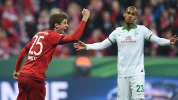 Мюллер: «Самое главное было выйти в финал Кубка Германии»
