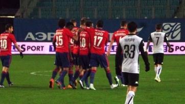 Дубль Головина вывел ЦСКА в финал Кубка России