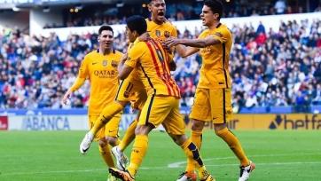 «Барселона» унизила «Депортиво» на «Риасоре»