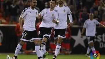 «Валенсия» одержала самую крупную победу в сезоне