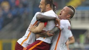 Дубль Тотти принёс «Роме» победу над «Торино»