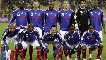 Состав сборной Франции будет объявлен в прямом эфире на телеканале TF1 12-го мая