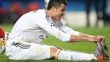 Криштиану Роналду может не сыграть против «Райо Вальекано»