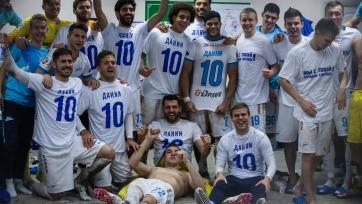 «Зенит» посвятил победу в полуфинале Кубка России Мигелю Данни