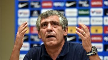 Сантуш: «Коэнтрау и Данни являются важными элементами сборной Португалии»