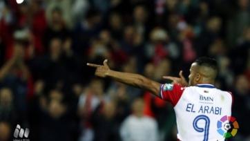 Хет-трик Эль-Араби принёс «Гранаде» самую крупную победу в сезоне