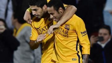 Луис Суарес: «Несправедливо считать Неймара виновником неудач «Барселоны»