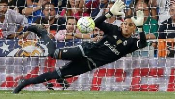 Кейлор Навас: «Горжусь тем, что стал основным голкипером «Реала»