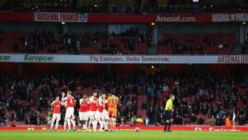 Болельщики «Арсенала» бойкотировали встречу с «Вест Бромвичем»