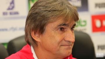 Валерий Чалый: «Мы метим на шестое место в турнирной таблице»