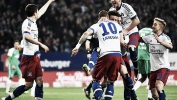 «Гамбург» переиграл «Вердер», добыв десятую победу в сезоне