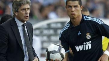 Мануэль Пеллегрини: «Роналду – главная угроза для нашей команды»