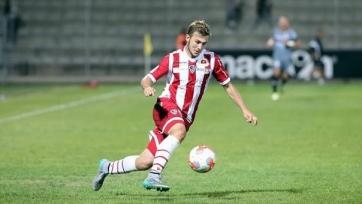 Панюков забил гол за «Аяччо» в ворота «Валансьена»