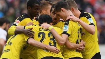 «Боруссия» Дортмунд оставила не у дел «Штутгарт»