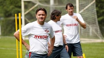 Аленичев: «Слишком провальным этот матч я не назвал бы»