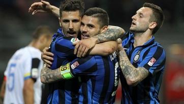 «Интер» одержал волевую победу над «Удинезе»