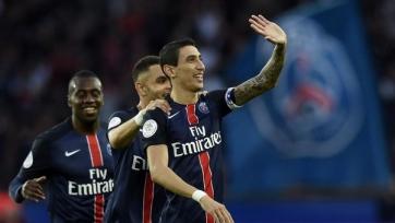 ПСЖ выиграл Кубок французской лиги