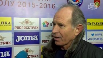 Евгений Перевертайло: «Мы были слабее соперника»