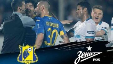 «Ростов» разгромил в домашнем матче «Зенит»