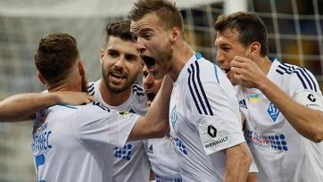 Киевское «Динамо» досрочно выиграло чемпионат Украины