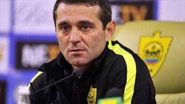 Руслан Агаларов: «Мы ещё поборемся за место в РФПЛ»
