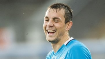 Артем Дзюба намекнул на то, что недоволен судейством в матче с «Ростовом»