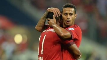 Алькантара: «Бавария» и «Атлетико» - равные команды»