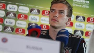 Антон Митрюшкин стал основным голкипером «Сьона»
