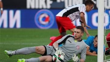 Селихов может перейти в «Спартак» за пять миллионов евро