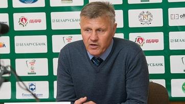 Официально: «Неман» остался без главного тренера
