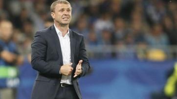 «Динамо» предложит Реброву подписать новый контракт на улучшенных условиях