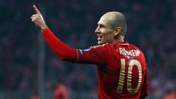 Арьен Роббен может успеть восстановиться к финалу Кубка Германии