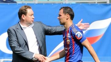 Мамаев: «Слуцкий – самый раскрепощённый тренер, Игнашевич – очень начитанный парень»