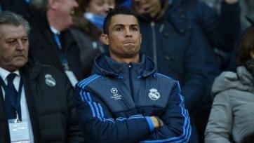 Marca: Роналду может пропустить и «ответку» с «Ман Сити»
