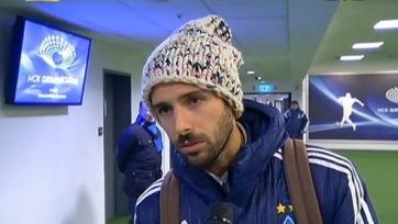 Велозу: «Я уже сообщил руководству «Динамо», что хочу вернуться в Европу»