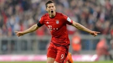 Левандовски: «Бавария» - идеальный клуб для профессионального роста»