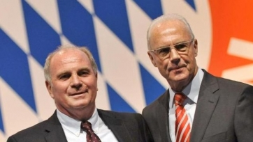 Беккенбауэр советует руководству «Баварии» назначить Хенесса на пост спортивного директора