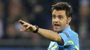 Никола Риццоли рассказал, почему не назначил пенальти в матче «Атлетико» - «Барселона»