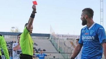 Леван Мчедлидзе дисквалифицирован на три матча