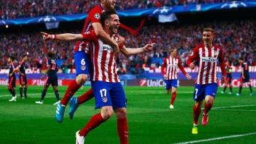 «Атлетико» добился победы над «Баварией»