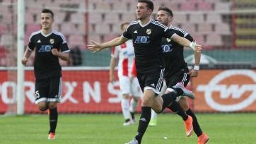 «Црвена Звезда» потерпела первое поражение в чемпионате Сербии 2015/2016