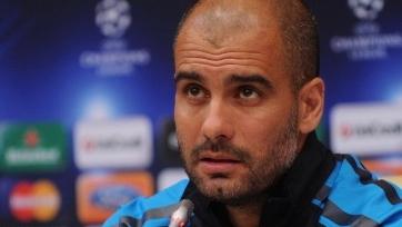 Хосеп Гвардиола: «Большую часть матча играли хорошо, шансы забить были»