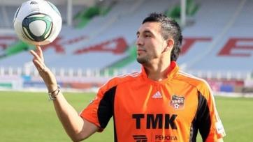 Хавбек «Урала» Асеведо может продолжить свою карьеру в Казахстане