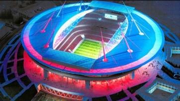 В первом матче на новом стадионе «Зенита» строители сыграют против чиновников