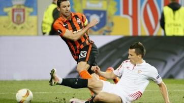 «Шахтёр» не сумел удержать победный счёт в матче с «Севильей»