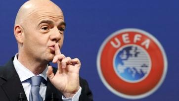 Инфантино: «Лестер» доказывает, что в футболе деньги решают не всё»