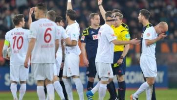 «Аугсбург» и «Кёльн» не выявили победителя