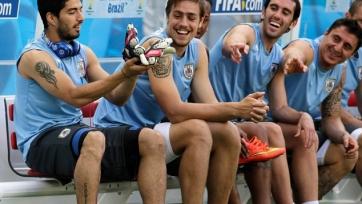 Уругвайцы определились с расширенной заявкой на Копа Америка-2016